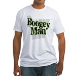 Boogey Man Fitted T-Shirt