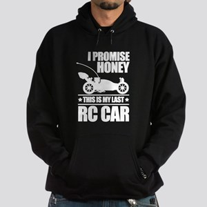 RC CAR ADDICT Hoodie (dark)