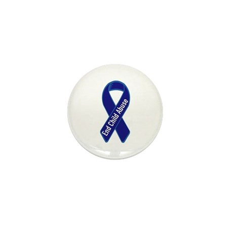 Child Abuse Mini Button (100 pack)