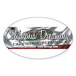 California Dreaming Sticker