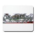 California Dreaming Mousepad