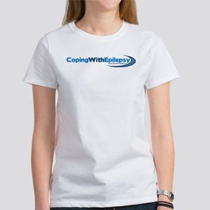 Coping With Epilepsy Women's T-Shirt