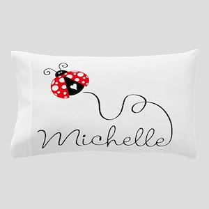Ladybug Michelle Pillow Case