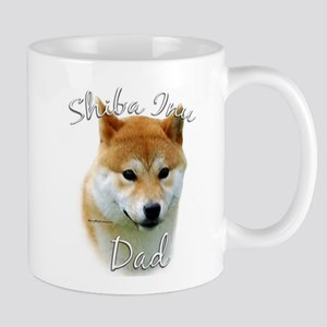 Shiba Dad2 Mug