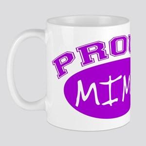 Proud Mimi (purple) Mug