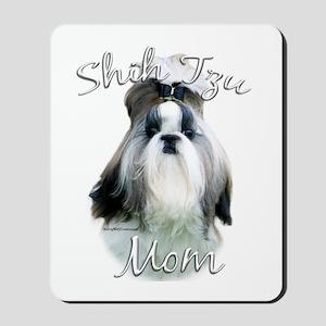 Shih Tzu Mom2 Mousepad