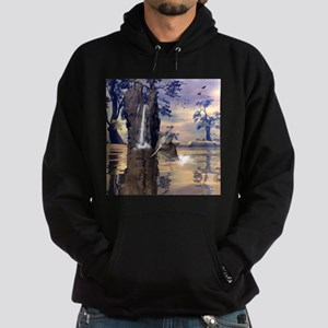 Funny dolphin Hoodie