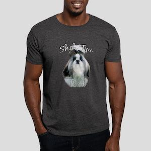 Shih Tzu Dad2 Dark T-Shirt