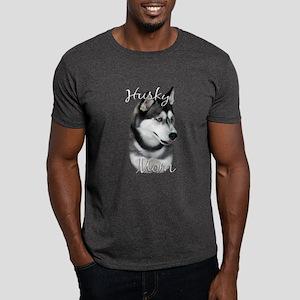 Husky Mom2 Dark T-Shirt