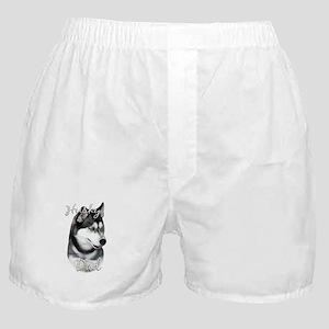 Husky Dad2 Boxer Shorts