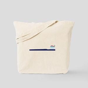 Toothbrush Tote Bag