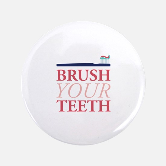 Brush Your Teeth Button