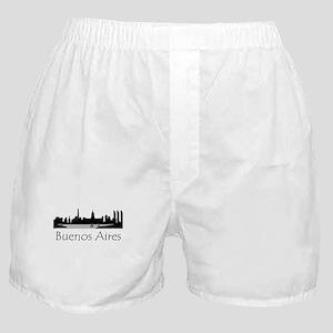 Buenos Aires Argentina Cityscape Boxer Shorts