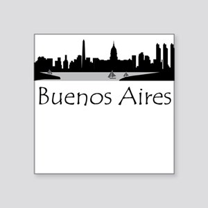 Buenos Aires Argentina Cityscape Sticker