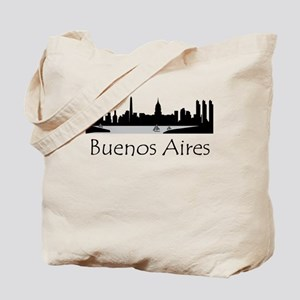 Buenos Aires Argentina Cityscape Tote Bag
