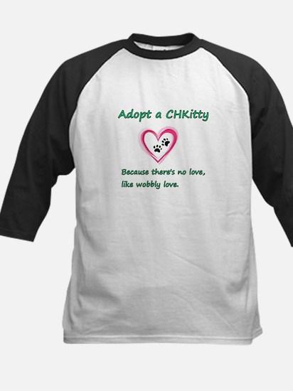 ChKitty Love Baseball Jersey