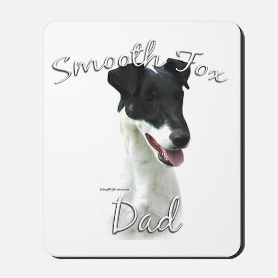 Smooth Fox Dad2 Mousepad