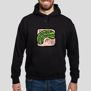 Cucumber Hoodie (dark)