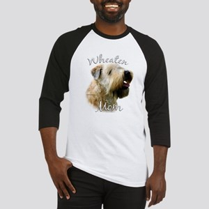 Wheaten Mom2 Baseball Jersey