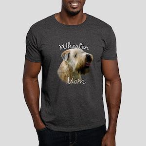 Wheaten Mom2 Dark T-Shirt