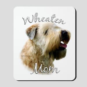 Wheaten Mom2 Mousepad