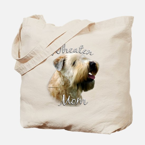 Wheaten Mom2 Tote Bag