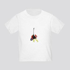 X Men hanging with rope T-Shirt