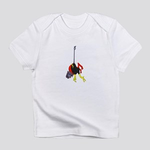 X Men hanging with rope Infant T-Shirt