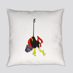 X Men hanging with rope Everyday Pillow