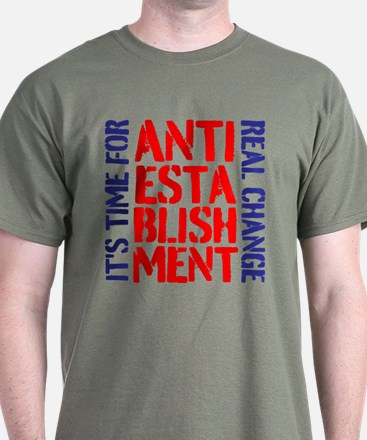 Anti-Establishment T-Shirt