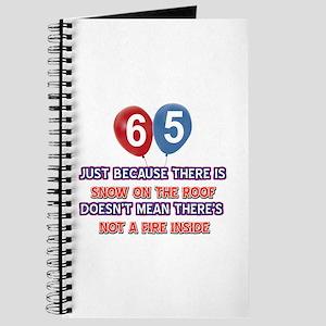 65 year old designs Journal