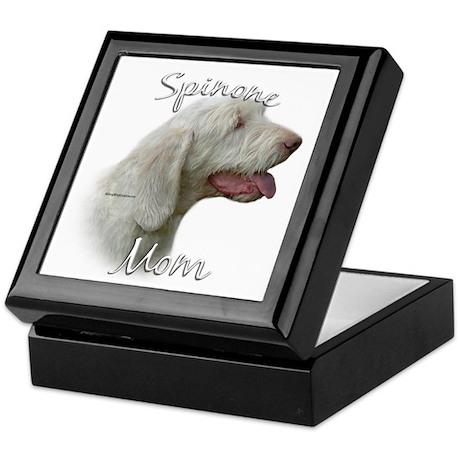 Spinone Mom2 Keepsake Box