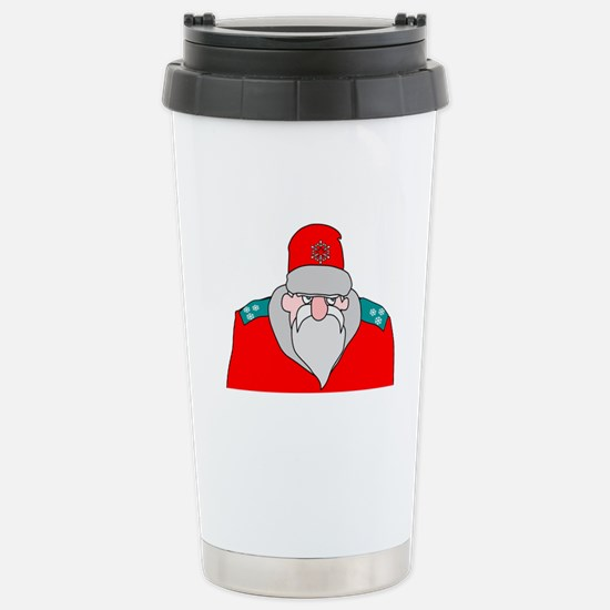 Colonel Frost Stainless Steel Travel Mug