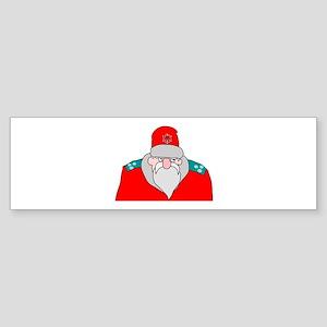 Colonel Frost Bumper Sticker