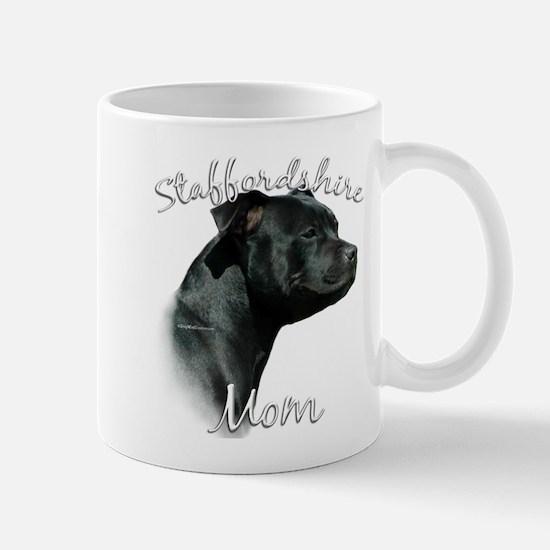 Staffy Mom2 Mug