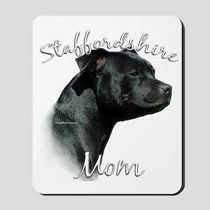 Staffy Mom2 Mousepad