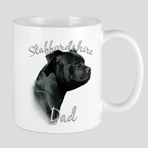 Staffy Dad2 Mug