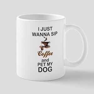SIP COFFEE - PET DOG Mugs