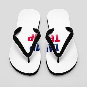 Dump Trump Flip Flops