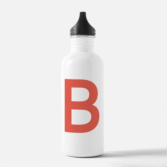 Cute John lennon b Water Bottle
