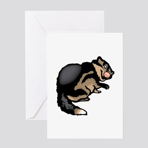 Wolverine Greeting Cards