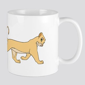 The Lion King lioness Mugs