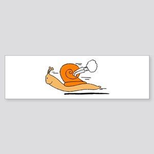 Lumaca turbo Snail Bumper Sticker
