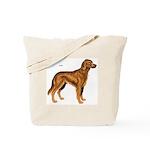 Irish Setter Dog Tote Bag