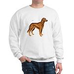 Irish Setter Dog (Front) Sweatshirt