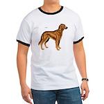 Irish Setter Dog (Front) Ringer T