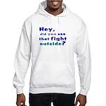 Pick up Line Hooded Sweatshirt