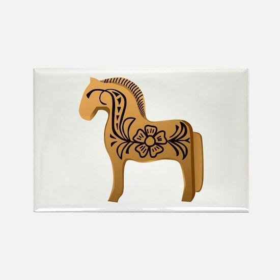 Fjord Horse Aitor Avila Magnets