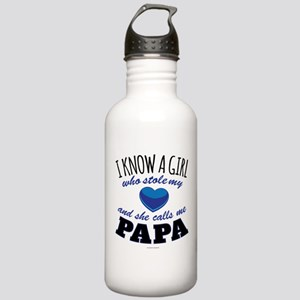 She Calls Me Papa Stainless Water Bottle 1.0L