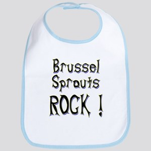 Brussel Sprouts Rock ! Bib